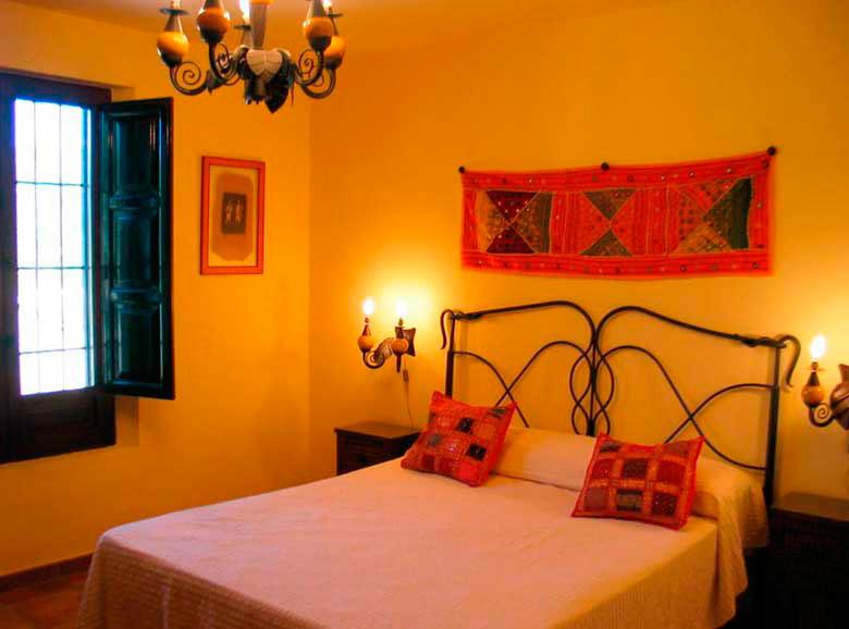 Habitacion matrimonio - Casa rural El Canjilón - Montefrio
